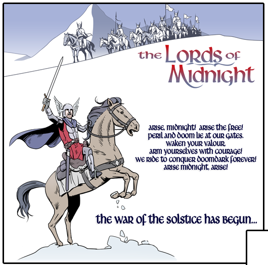 Enter The Lords of Midnight site